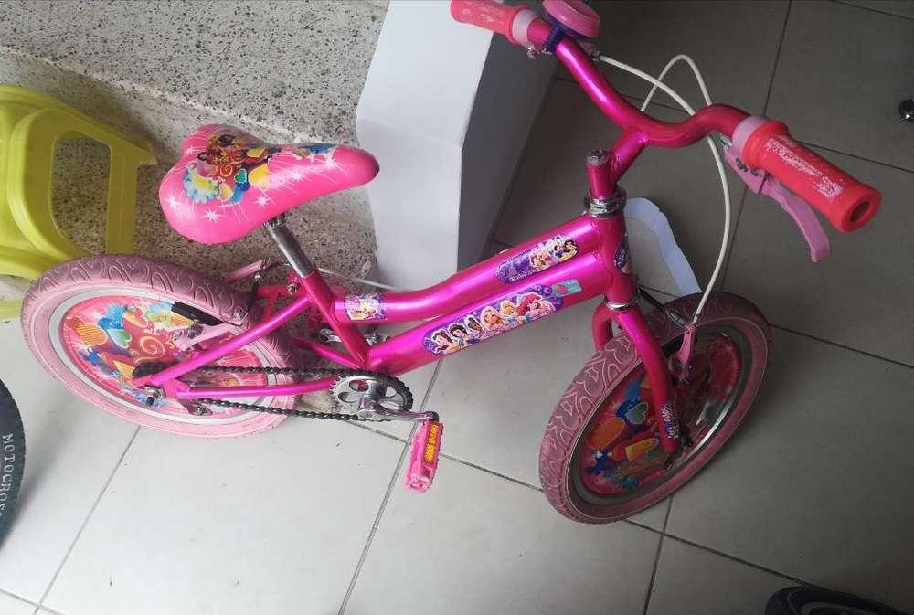 Bicicletas para Niña Buen Estado