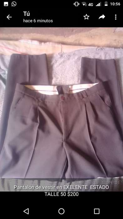 Pantaln de vestir en EXELENTE estado