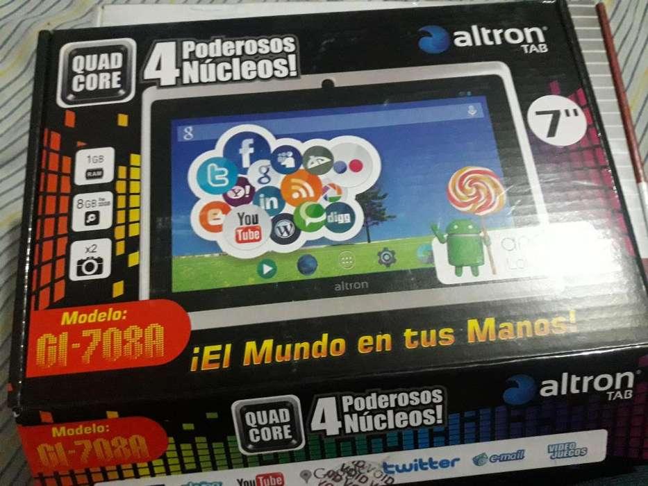 Tablet altrom 7 nueva en caja