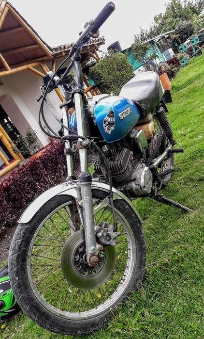 Vendo Suzuki Gp 125