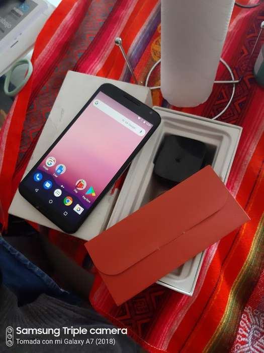 Nexus 6 3ram 32gb Detalle Vendo