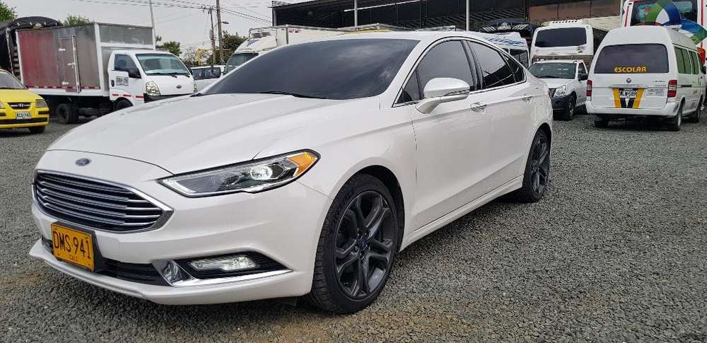 Ford Fusion 2017 - 25900 km