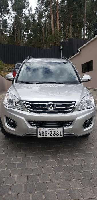 Great Wall H6 2018 - 49200 km
