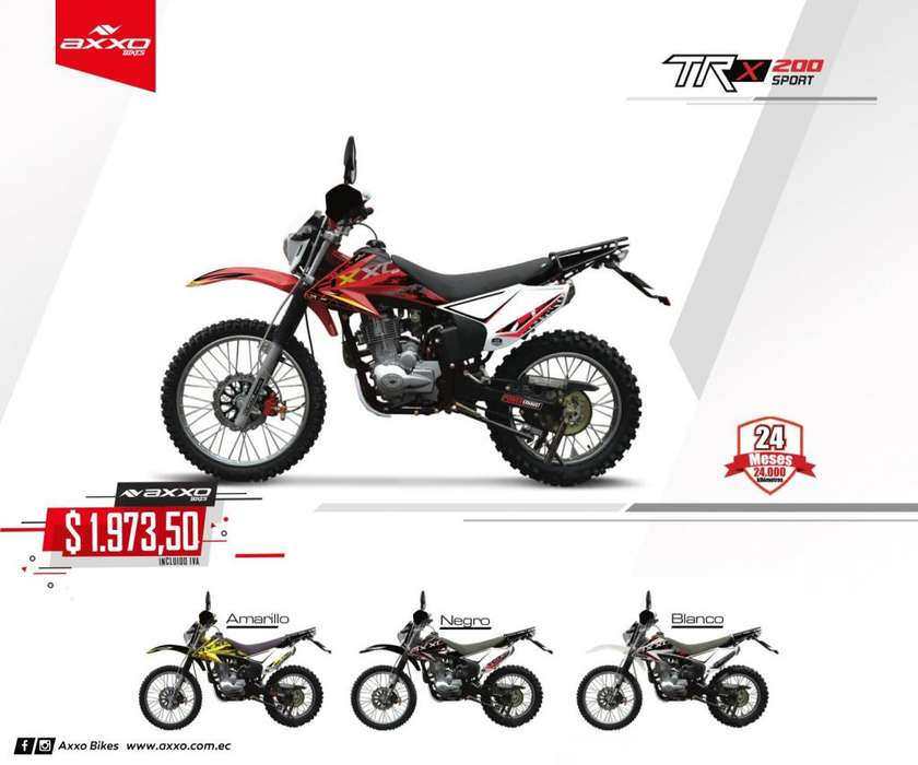Moto Trx Sport 200