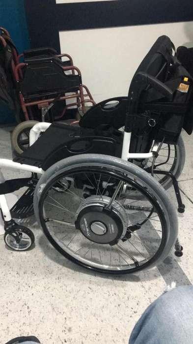 silla de ruedas ultra liviana