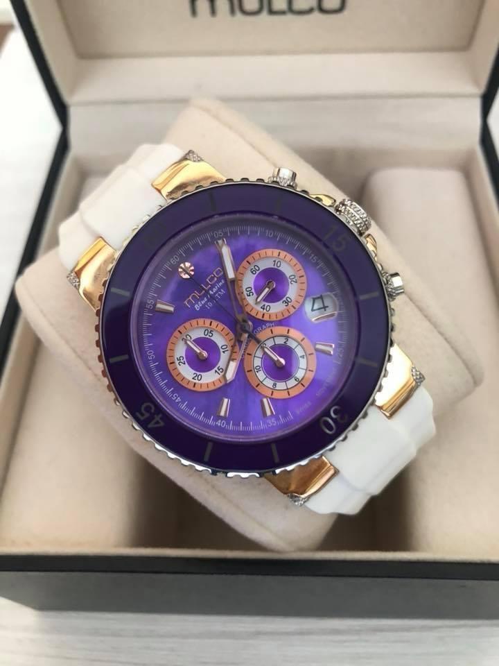 1da04021e306 Reloj Mulco Blanco para dama original - Cúcuta