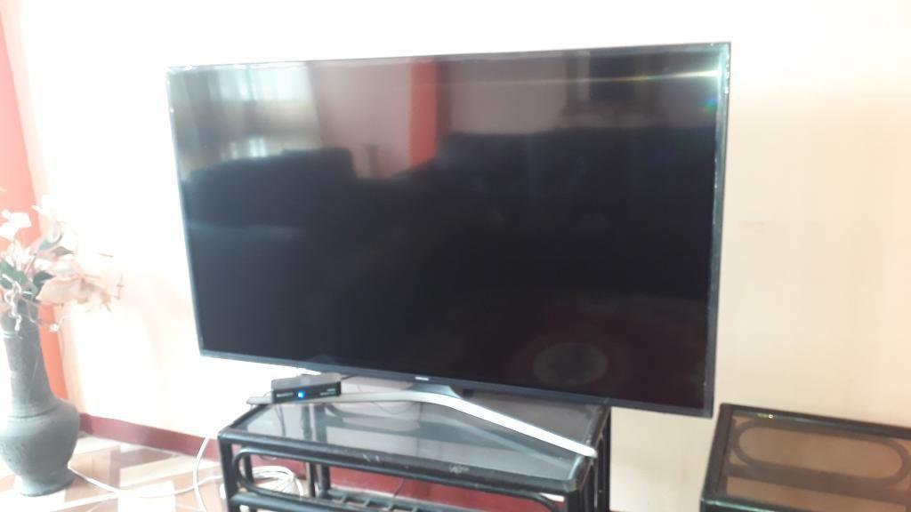 Vend Tv Smart 55 Samsumg Pantalla Qebrad