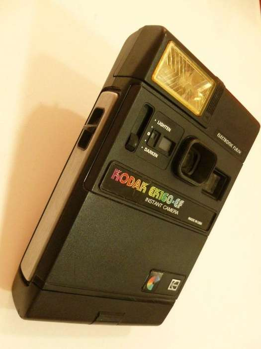 Camara Kodak Ek 160 Ef