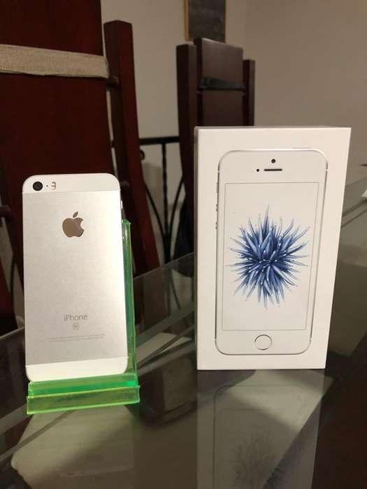 iPhone Se 32Gb Silver Importado Perfecto