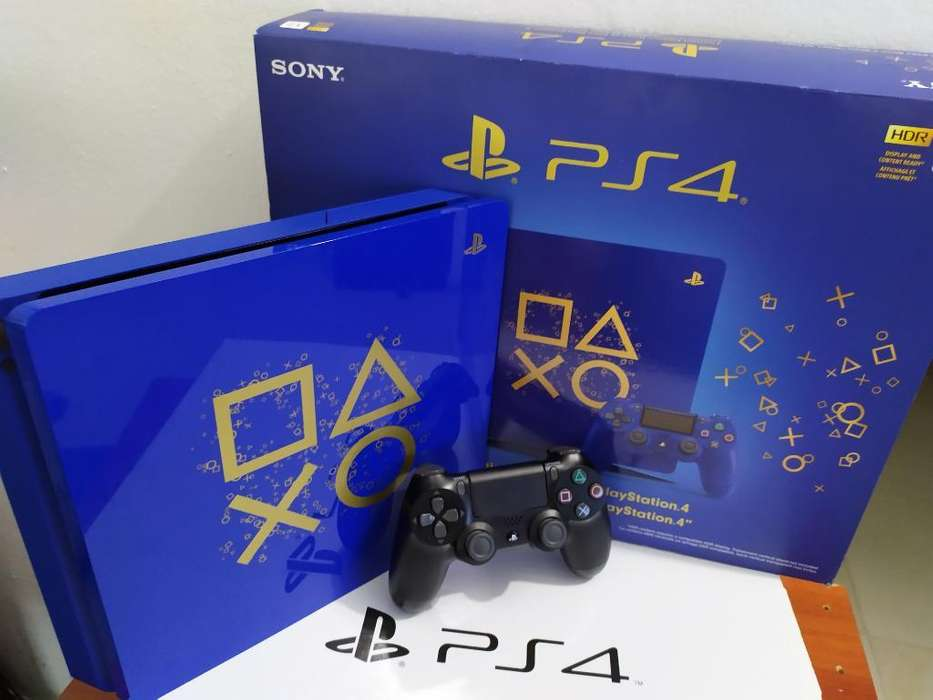 Ps4 1 Tera Days Of Play Edition