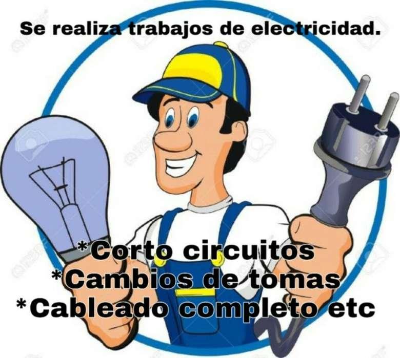 Realizo Trabajos de Electricidad