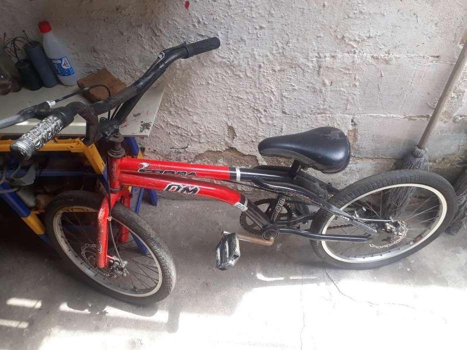 Cambio Bicicleta en Buen Estado