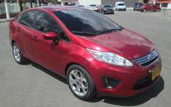 Ford Fiesta Sedan Aut. F.e. 2013