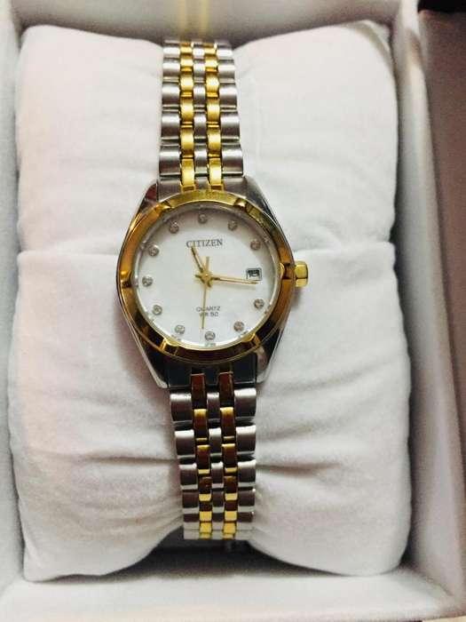Reloj de mujer citizen