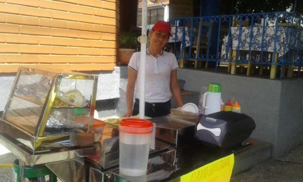 Vendo Carrito para <strong>comida</strong>s Rapidas