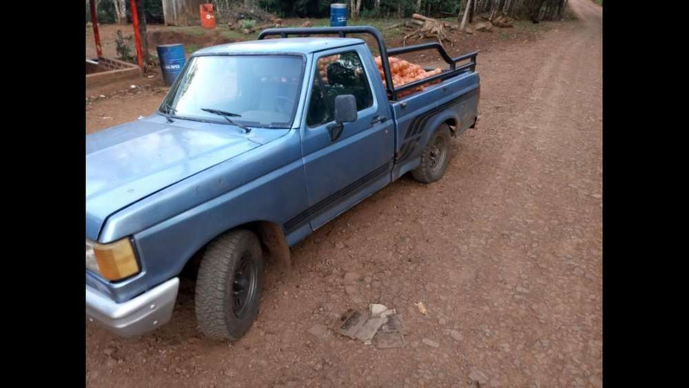 <strong>ford</strong> F-100 1994 - 0 km