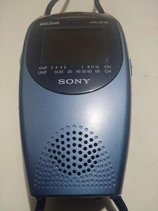 Televisor Sony Portatil Made In Japon