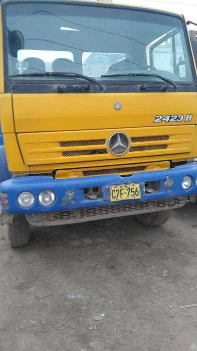 Mercedes Benz 2423b 6x4 Vw 26-260 6x4