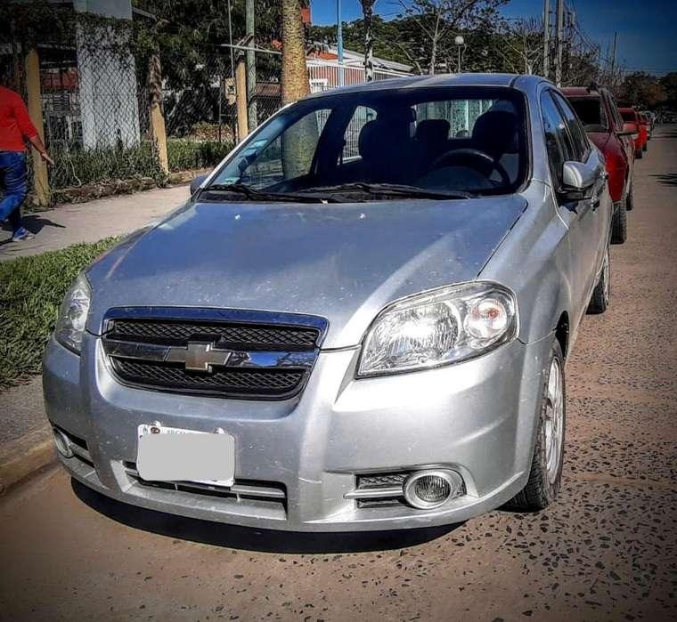 Chevrolet Aveo G3 2012 - 55000 km