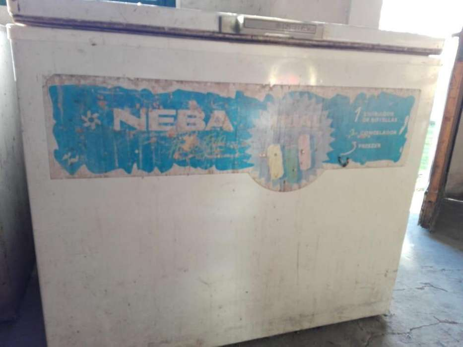 Freezer Neba Trial F100 Botellas Congelador La Plata