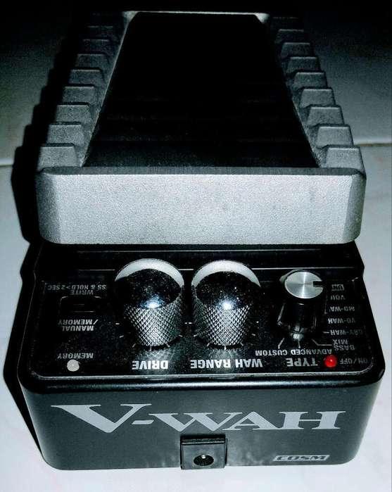 Pedal Wah Boss Pw10