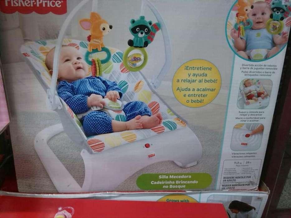 Silla con Vibración para Bebes