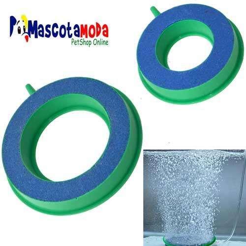 Difusor circular de micro burbujas para acuario y pecera