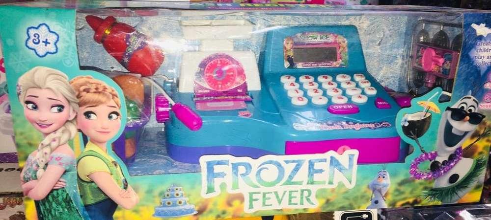 Caja Registradora de Frozen