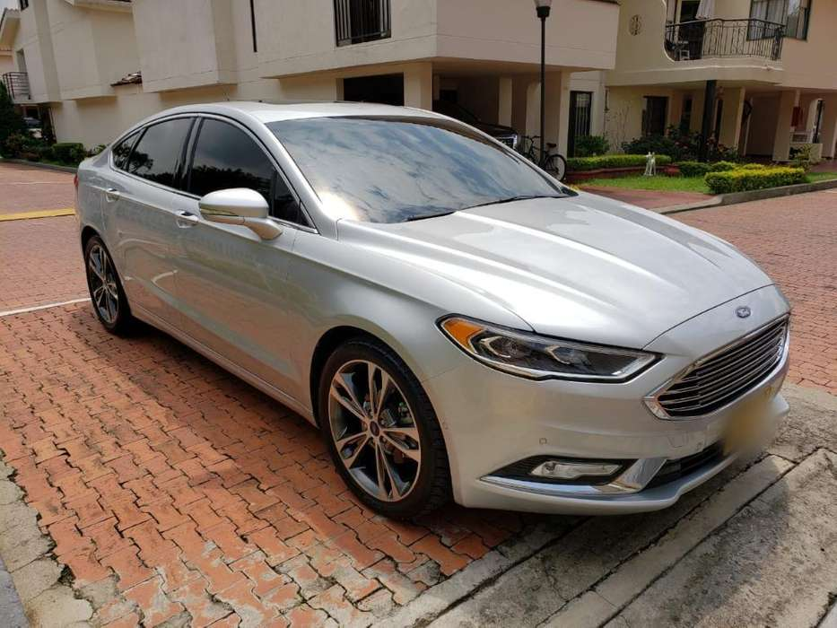 Ford Fusion 2017 - 26000 km