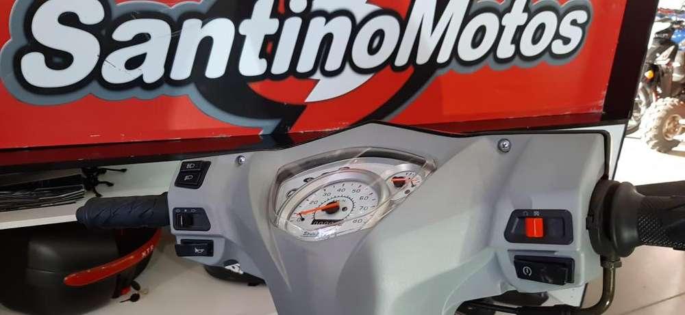MOTOMEL STRATO FUN 80 0KM