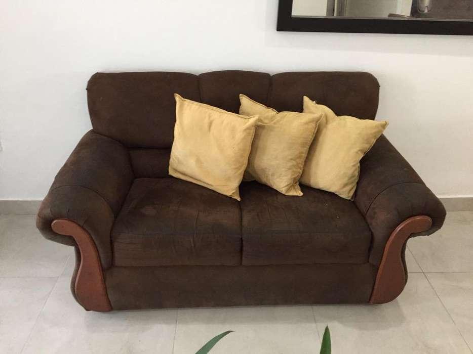 Vendo Sofa En Buen Estado NEGOCIABLE