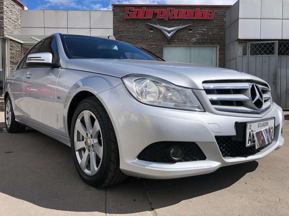 Mercedes-Benz Clase C 2012 - 41200 km
