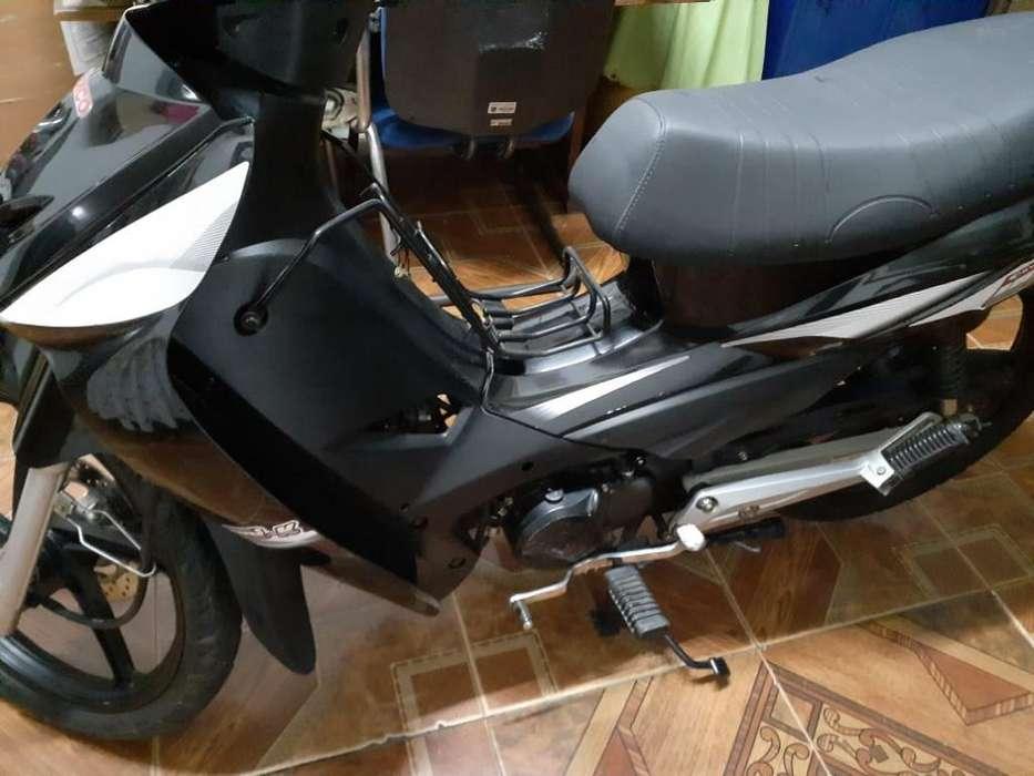 Vendo Moto Unika. 2 Dueña Poco Kilómetro