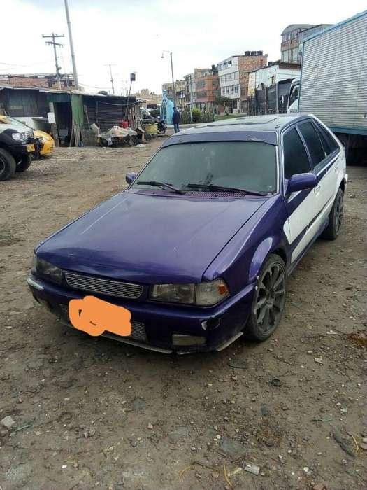 Mazda 323 1987 - 700000 km