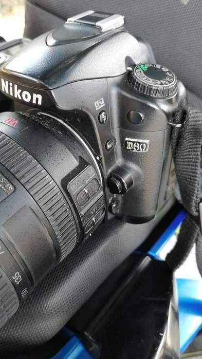 Nikon D80 Perfercto Estado