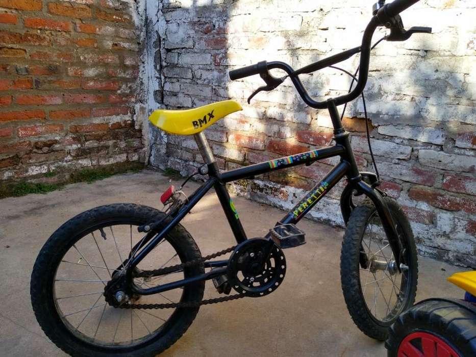 Bicicleta Infantil Bmx Peretti