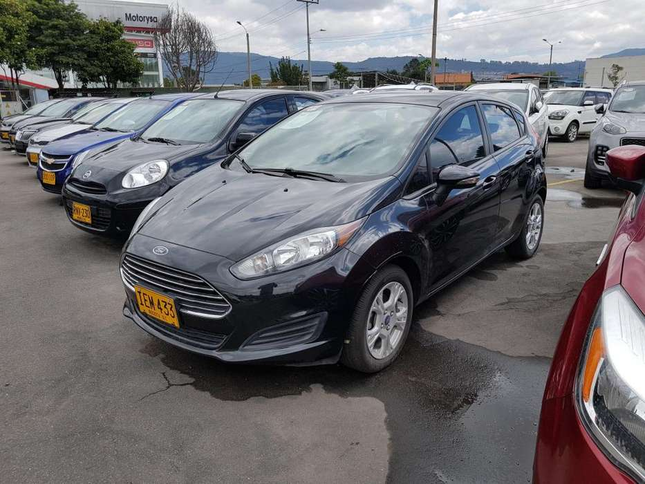 <strong>ford</strong> Fiesta  2015 - 33471 km