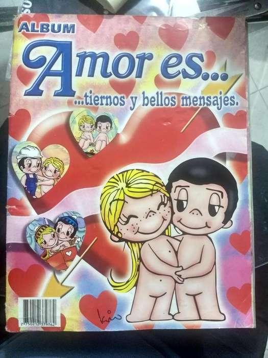 Album AMOR ES TIERNOS Y BELLOS MENSAJES