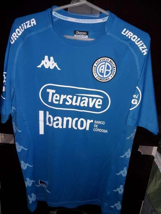 Camiseta Belgrano 18/19