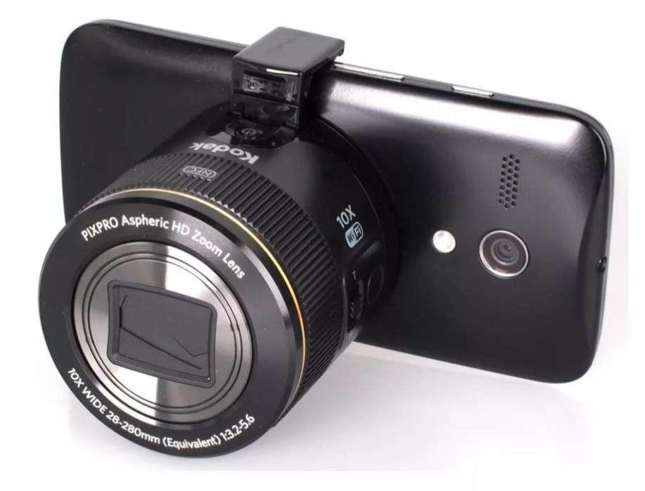 Lente Kodak Pixpro Sl10 para Celulares