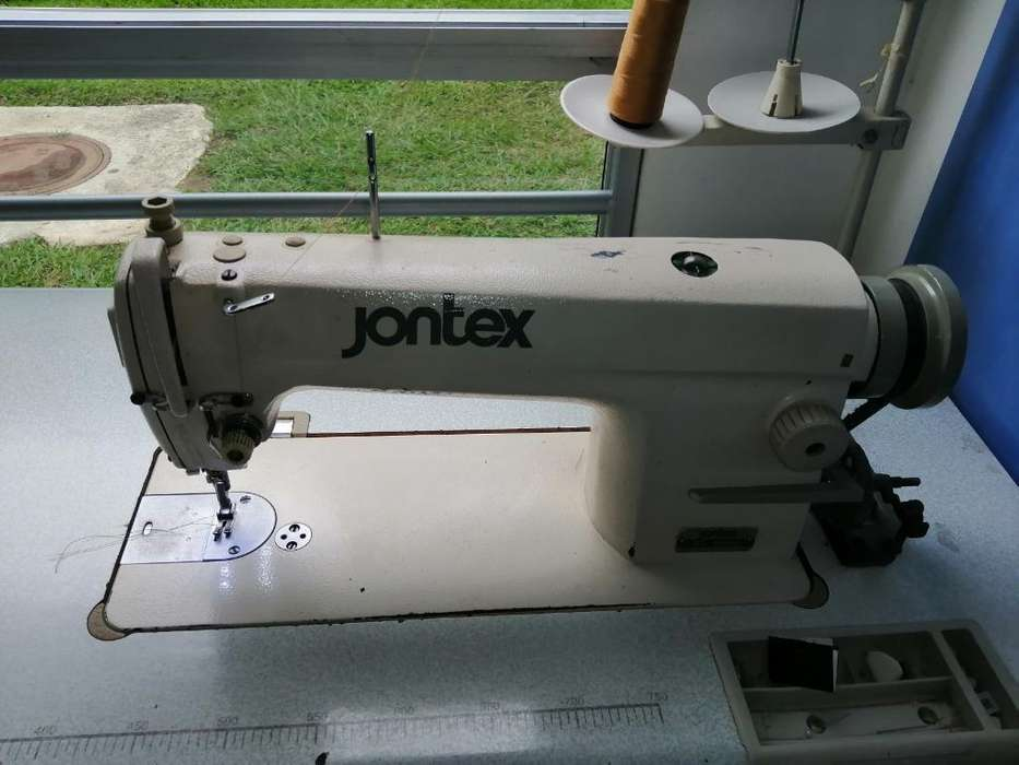 Maquina Plana Jontex