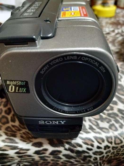 Vendo a Estrenar Filmadora Sony Video