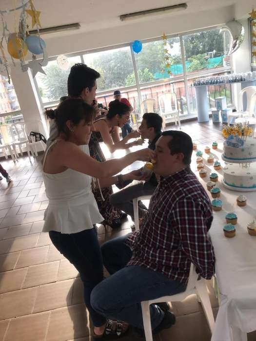 Recreador de Baby Shower