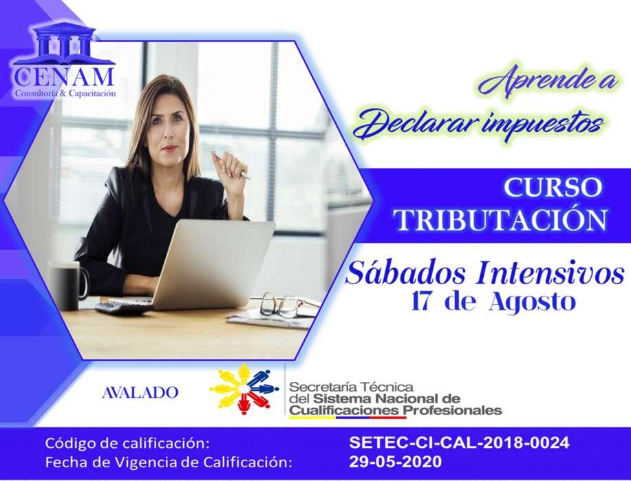 CURSO DE TRIBUTACION