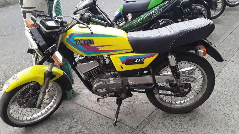 <strong>yamaha</strong> Rx 115 Mod 1998 Full Estado