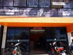 Fondo de Comercio Lyon Gym