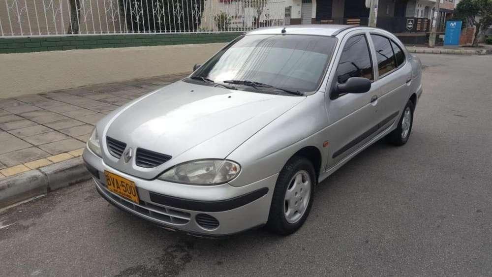 Renault Megane  2000 - 154000 km