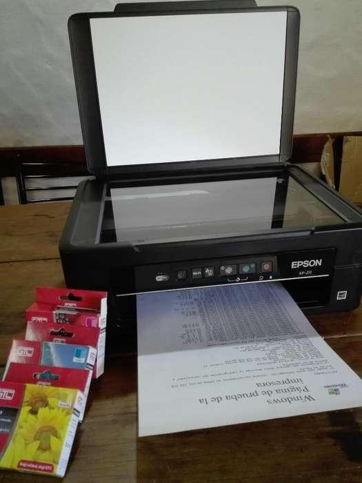 Vendo <strong>impresora</strong> «urgente» Epson Xp 211