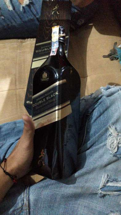 Whisky Bouble Black 1 Litro