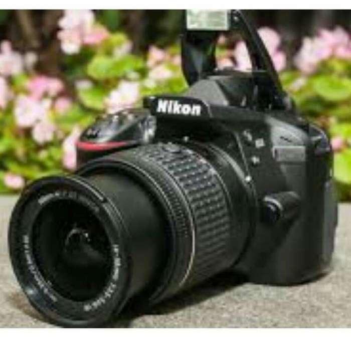 Camara Nikon Profesional D3400